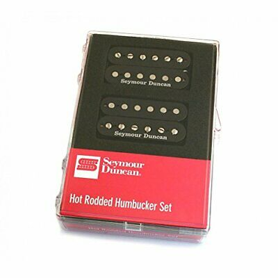 Seymour Duncan SH-4 and SH-2 Hot Rodded Humbucker Pickup Set - Black