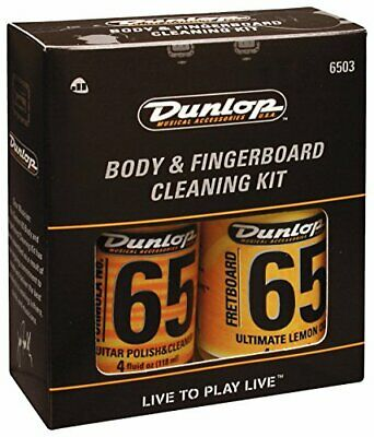 Jim Dunlop 6503 Body and Fingerboard Care Kit