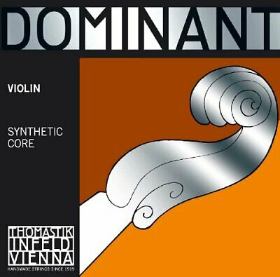 Dominant Strings 135BS 44 Strong Violin Set 129 Chrome,131,132,133