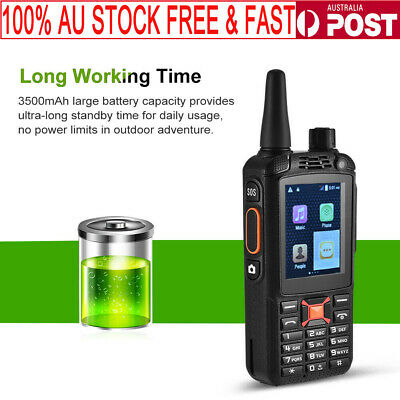 2.4 Inch Walkie Talkie SOS Rugged Android 4.4.2 3G Dual SIM Mobile Phone