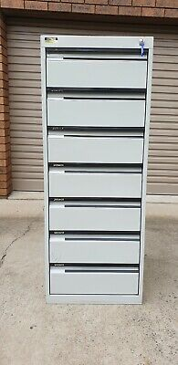 Filing Cabinet  Card Cabinet  7 Drawer