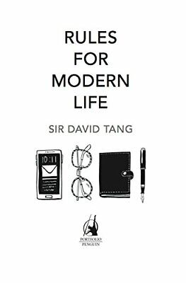 Rules for Modern Life A Connoisseurs Survival Guide