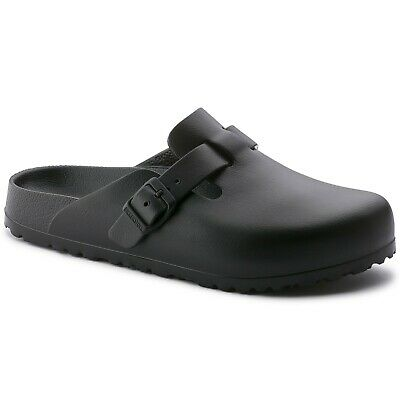 Birkenstock EVA Boston  WATERPROOF - Black Narrow BNIB 127103