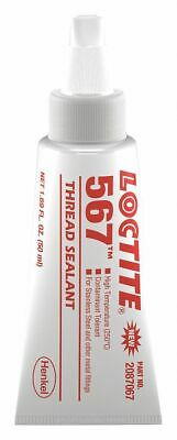 Loctite 2087067 567 General Purpose, High Temperature Thread Sealant, 50 mL Tube