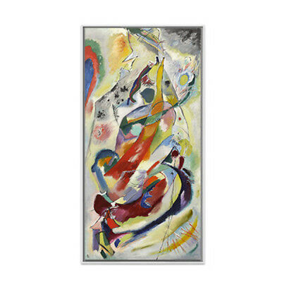 Large Modern HandPainted Abstract Color Oil Painting Home Decor Art On Canvas