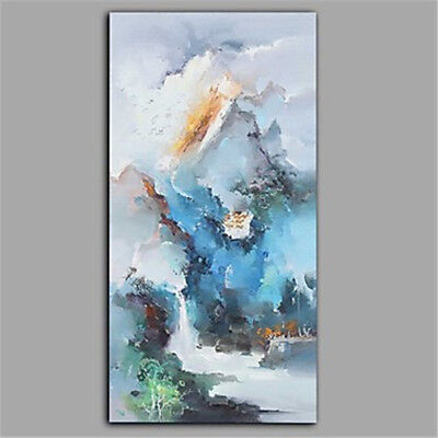 Modern Fashion HandPainted Oil Painting Wall Abstract Home Decor Art On Canvas