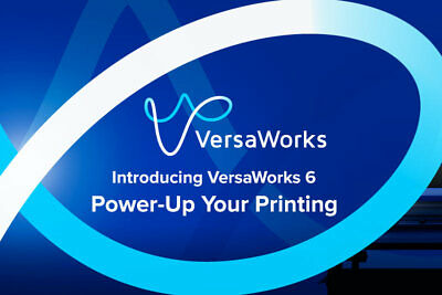 Roland Versaworks 6.0.2 - Latest version - large format printer software
