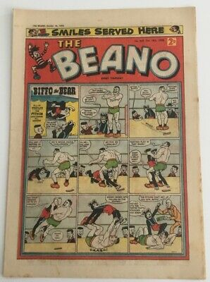 The Beano comic No.848 October 18th 1958