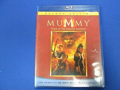 The Mummy: Tomb of the Dragon Emperor - Deluxe Edition - Blu-ray