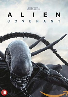 Movie-Alien: Covenant Dvd Neuf