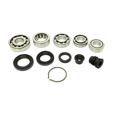 Synchrotech Bearing & Seal Kit 01-05 For Honda Civic Coupe Em2 D17 Sohc