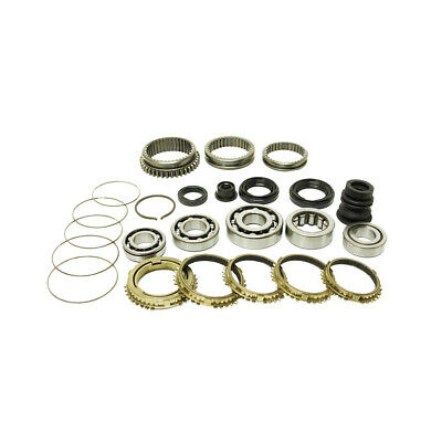 Synchrotech For Mitsubishi Evo 8 9 5 Speed Master Carbon Rebuild Kit