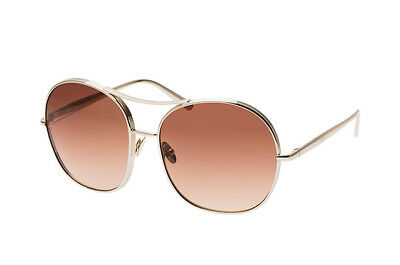 5930a6c9de9 100% Genuine Bnwb Womens Chloe Nola Rounded Aviator Sunglasses Rrp £260  Summer