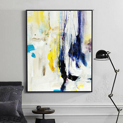 Modern Fashion Abstract Art Home Decor HandPainted Oil Painting On Canvas Wall