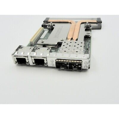 NETWORK INTEL QUAD 1Gbps DAUGHTER CARD R1XFC I350 DELL