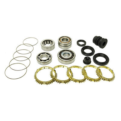 Synchrotech For Honda Accord 92-02 H2U5 P2U5 P2A8 Single Cone Brass Rebuild Kit