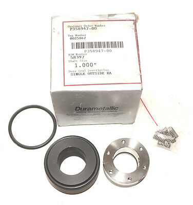 "New Durametallic 58397 Seal 1.000"" Shaft Size"