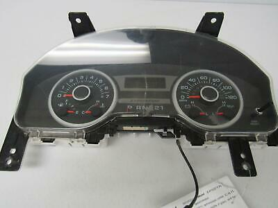 FORD EXPEDITION Speedometer (cluster), MPH, w/message center, ID 6L1T-10849-DC