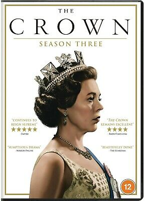 The Crown - Season 2 Box Set - NEW AND SEALED