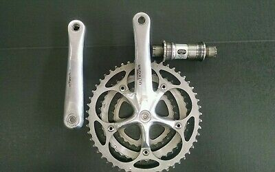 aef99be2026 SHIMANO ULTEGRA 6503 Triple Crankset w/Bottom Bracket - $49.00 ...