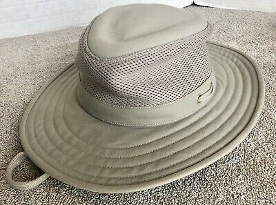 0f9e824f TILLEY ENDURABLES LTM5 Airflo Hat Sz 8 Mesh UPF 50+ Unisex Mens Women
