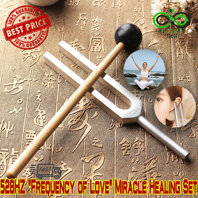 """528HZ """"Frequency of Love"""" Miracle Healing Set - FREE SHIPPING"""