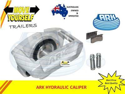 Ch100G  Ark Hydraulic Brake Caliper Complete With Pads  Car Trailer Box Trailer