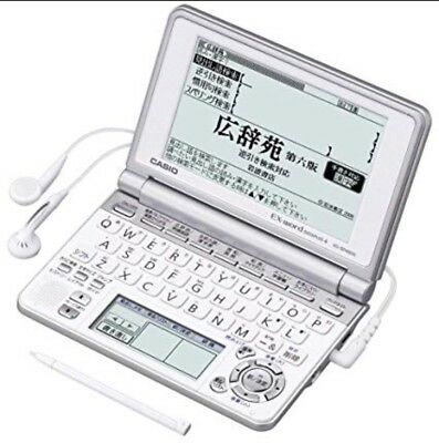 Casio Ex-Word Dataplus 4 Xd-Sp4800 Japanese To English Dictionary Translator B1