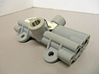 Pneumatic Windshield Wiper Motor Valve Body Replacement For Sprague Air Push AS1