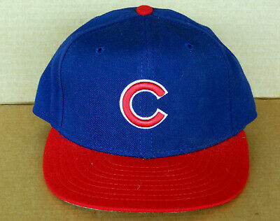bf3c705bba6 CHICAGO CUBS New MLB BASEBALL Authentic New Era 59Fifty FITTED HAT 7-1 8
