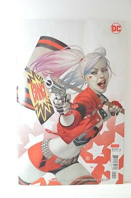 Harley Quinn 57 Tedesco Variant Cover B NM 2019 DC First Print Sold Out Unread