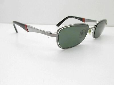 6b50fb9877522 Ray-Ban RB 1026 4008 Argent Petit Rectangle Lunettes Cadres 47-16-125