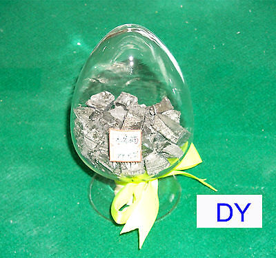 5g 99.9% 3N Dysprosium Dy Rare Earth Element Metal  #EWQ-1  GY