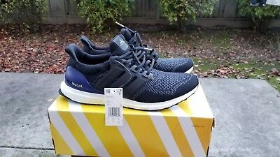 free shipping 9f7ea 1b85e ADIDAS ULTRA BOOST OG Black / Purple US 13 LTD 2018 New Release Running  G28319