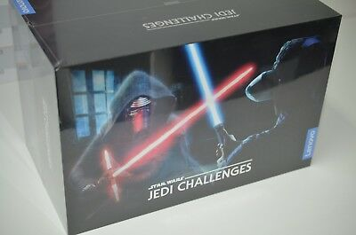 Lenovo Star Wars Jedi Challenges VR Headset NEW IN BOX!! NEVER OPENED
