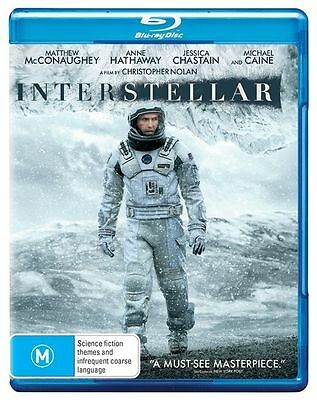 Interstellar Blu-Ray : NEW