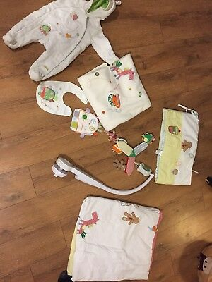 Huge Mamas & Papas Gingerbread Nursery Bundle PLUS EXTRAS IF INTERESTED