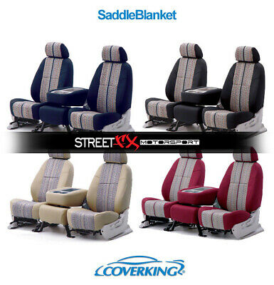 CoverKing Saddle Blanket Seat Covers for 1985-2005 Chevrolet Astro Extended