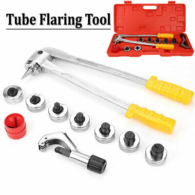 Pipe Tube Expander Air Conditioner Swaging Manual Copper Hand Expanding Tool