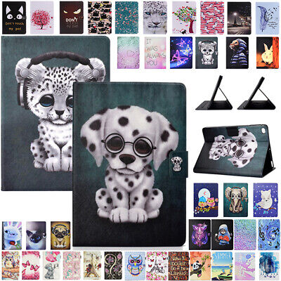 Smart Magnetic Flip Card Shockproof Case Cover For iPad 5th/6th Gen/Air 1 2/Mini