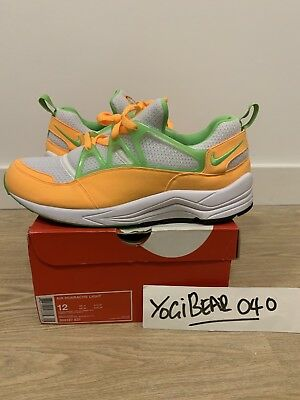 huge selection of dd3f7 12884 Nike Air Huarache Light Mango LE UK11 RARE AM180 AM90 AM87 Atmos Yeezy  Supreme
