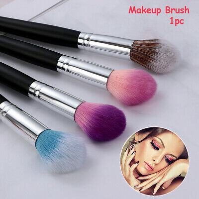 Flame Shape Tapered Blending  Shadow  Makeup Brush Cosmetic Tool Powder