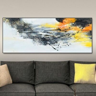 Modern Home Decor On Canvas Art Wall HandPainted Abstract Fashion Oil Painting
