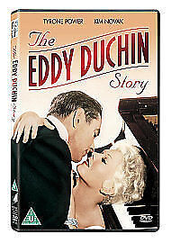 The Eddy Duchin Story Dvd Tyrone Power Brand New & Factory Sealed