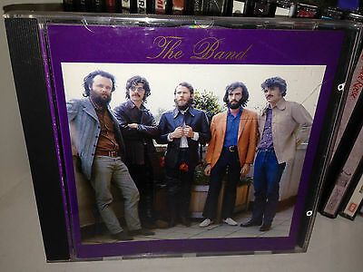 The Band This Wheel's On Fire Rare Cd Live in Jersey City, 1973
