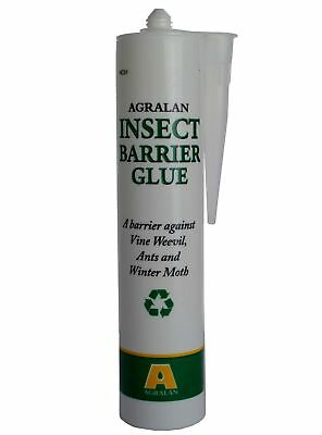 Insect Barrier Glue 300ml Deters Adult Vine weevil, Winter Moths and Ants