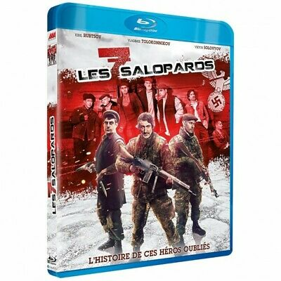 Blu-ray - Les 7 Salopards