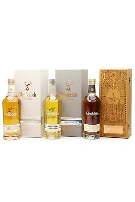 Glenfiddich 130th Anniversary Limited Edition Set - Release #1