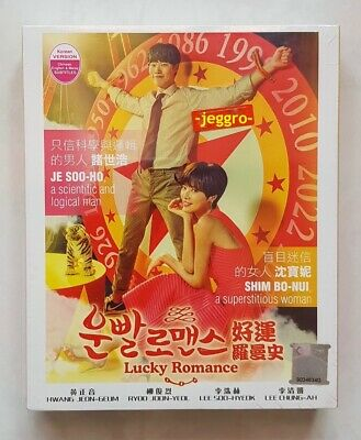 Korean Drama DVD Lucky Romance (2016) GOOD ENG SUB All Region FREE SHIPPING