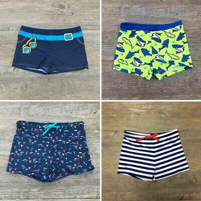 Printed Trunks Kids Children Swimming For Boys Swimwear Beach Baby Bathing Suit